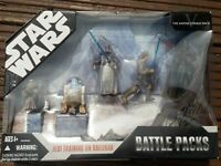 Star Wars: 30th Anniversary Collection Battle Packs Jedi Training on Dagobah new