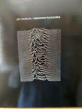 Joy Division Vinyl LP COLOURED Vinyl Unknown Pleasures Brazilian Pressing *NEW*
