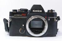 Vintage SLR Konica Autoreflex TC only body Ref. 25199
