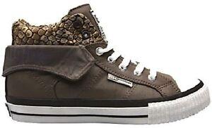 BK British Knights Sneaker Schuhe Roco taupe braun NEU Größe wählbar