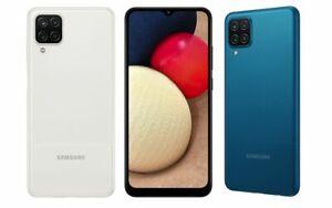 New Samsung Galaxy A02 32GB A21s 64GB A12 64GB 2021 Unlocked Dual SIM UK SELLER