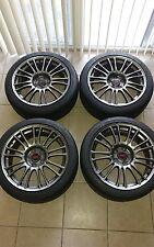 OEM 18 5x114.3 STI BBS Wheels Rims factory JDM WORK VOLK SSR ENKEI Forged Subaru