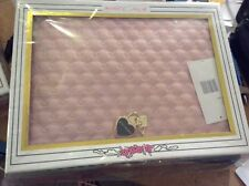 Betsey Johnson Kitsch Quilted Pouch Blush great for valentines day