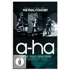 "A-ha ""ending on a high not the Final Concert"" DVD NEUF"