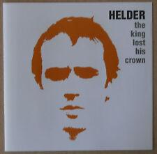Helder-The King lost his crown-CD