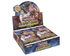 Yu-Gi-Oh The Infinity Chasers Booster Box New/Sealed
