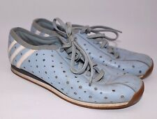 Adidas  Comp Cycling Shoes trainers Blue Size 5 VTG Sneakers EDDY MERCKX