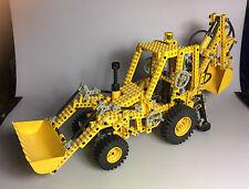 LEGO® Technic Fahrzeug Alter Pneumatic Bagger 8862 für Bastler - nicht komplett