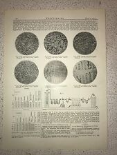 Levels Of Oxygen In Copper: 1912 Engineering Magazine Print