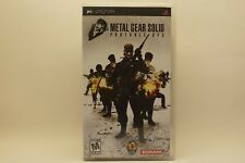 Metal Gear Solid Portable Ops (Sony PSP, 2006)