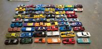 Huge Lot 56 Hot Wheels, Matchbox FORD MUSTANG Loose Die-Cast Cars Various Series