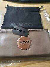 BNWT MIMCO MIMCO Fold Wallet Balsa RRP $179 - Express
