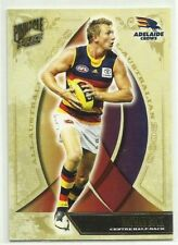 2009 AFL Select PINNACLE ALL AUSTRALIAN AA 5 ADELAIDE CROWS NATHAN BOCK CARD