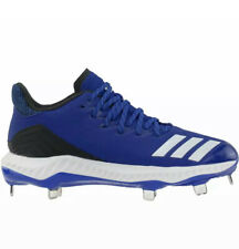 NEW Adidas Icon Bounce Womens Baseball Softball CG5187 Cleats Blue 7,7.5,8.5,9