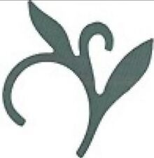 QuicKutz Die 2x2 Vine Leaves Flowers  New Rare Die-cut NIP Sizzix Wafer Thin