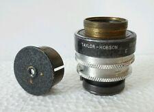 Vintage Lens for Movie Camera