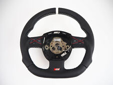 AUDI 4F0 A4 A5 A6 RS S-Line Flat bottom INCLUDE Steering wheel Lenkrad Volant