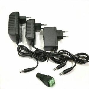 ZU  AC100-240V Lighting Transformers OUT PUT DC12V 1A / 2A / 3A/5A/6A/8A/10A