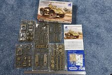 Bronco 1:35 Staghound AA Armoured Car kit #35026