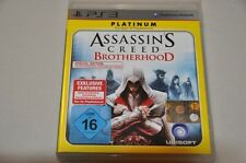 Playstation 3 Spiel - Assassin's Creed Brotherhood - Action Deutsch Komplett PS3