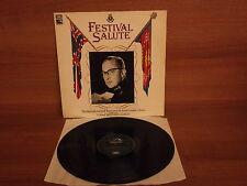 The International Staff Band & South London Chorus : Festival Salute : Vinyl LP