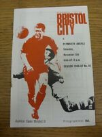05/11/2006 Bristol City v Plymouth Argyle  (rusty staples). Thanks for viewing t