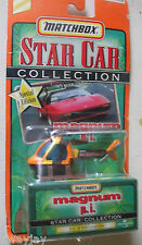 Matchbox Magnum P. I. TV Show T. C.'s Helicopter 1998 1:64 Star Car