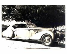 1937 Delage D8-120 Photo uc5219