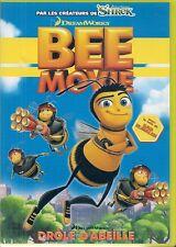 DVD ZONE 2--BEE MOVIE DROLE D'ABEILLE--J.SMITH