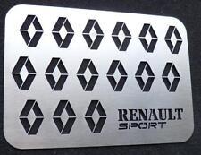 RENAULT MEGANE CLIO TWINGO LAGUNA SCENIC KOLEOS 5 II III RS R26 SPORT F1 CC V6