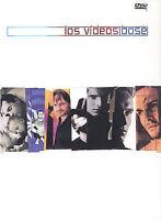 Miguel Bose - Los Videos (DVD, 2002)
