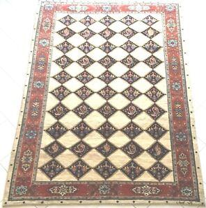 Perser Teppich Luribaft Exklusive Luxus Handgeknüpfte Meisterstück Rug Carpet