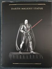 "Star Wars The Old Republic Exclusive - Darth Malgus 9"" Statue from Gentle Giant"