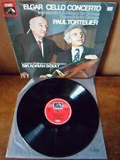 ELGAR - CELLO CONCERTO (LP) LONDON PHIL. ORCH. - TORTELIER - BOULT