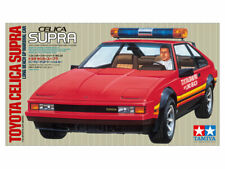 Tamiya 24033 1982 Toyota Celica Supra Long Beach GP Marshal Car model kit 1/24