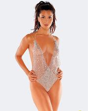 Roselyn Sanchez Transparent Bikini 8x10 Picture Celebrity Print