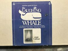 Laughing Whale/BlueJacket Cape Cod Cat Boat Kit #105