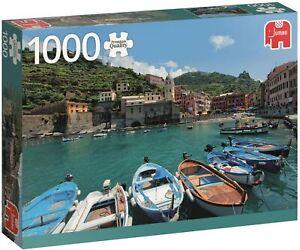 JUMBO CINQUE TERRE ITALY JIGSAW Puzzle (1000 PCS)