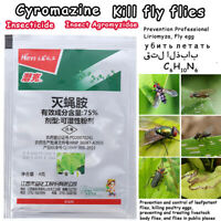 4g Cyromazine Insecticide Agricultural Medicine Pesticide Kill Pest Fly Flies YK