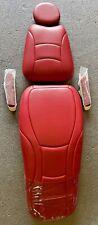 New Pelton Amp Crane Spirit 3000 Sp 30 Dental Chair Upholstery Toro Ultra Leather