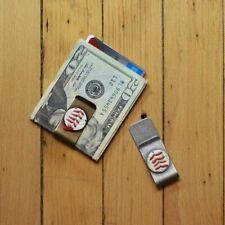 Baseball Seams Money Clip - Made from Actual Used Baseballs