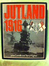 Jutland, 1916 by John Costello and Terry Hughes (1977, Hardcover)