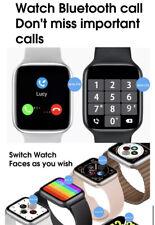 2020 Series 6 Smartwatch Iwo 26 44mm Smart Watch w26 Ecg Heart Rate Monitor Temp