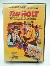 Tim Holt Western Classics Collection Volume 3 DVD