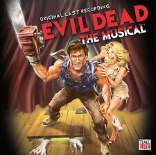 Evil Dead: The Musical [Original Cast Recording] [PA] by Original Broadway Cast