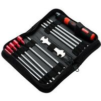Dynamite DYN2835 Startup RC Tool Set Nut / Hex Drivers Phillips Wrench Flatblade