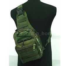 Military Tactical Shoulder Bag Outdoor Sport Camping Hiking Trekking Bag T7G8