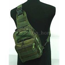 Military Tactical Shoulder Bag Outdoor Sport Camping Hiking Trekking Bag T7G8