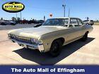 1968 Chevrolet Other 2 door post 1968 Chevrolet Biscayne 2 door post 37,248 Miles Gold American Muscle Car Select  for sale
