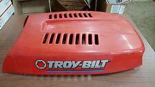 MTD Troy Bilt Pony Lawn Tractor Model 13AN77TG766 Upper Hood